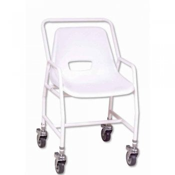Advanced Care Equipment Wheeled Shower Chair