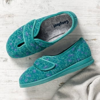 Cosyfeet Diane Floral