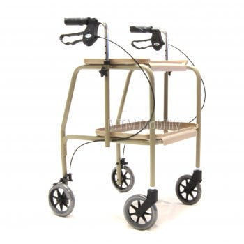 Days Indoor Walking Trolley with Brakes