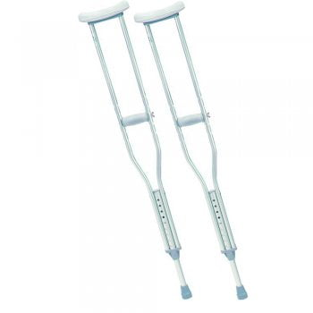 Drive Medical Aluminium Under arm Crutches