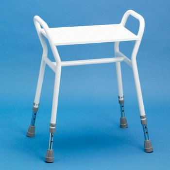 Drive Medical Bosworth shower stool with handles