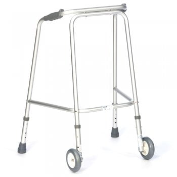 Drive Medical Domestic Walking Frame with wheels