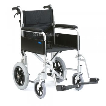 Drive Medical Enigma Lightweight Aluminium Transit Wheelchair