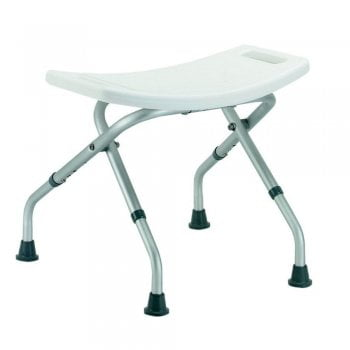 Drive Medical Folding shower stool with handles