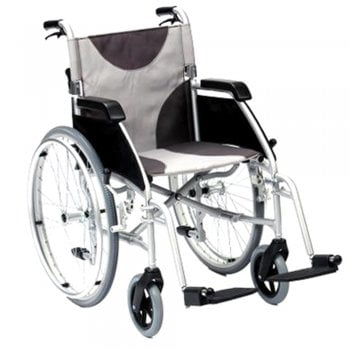 Drive Medical Large ultra light self propelled wheelchair