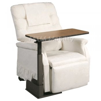 Drive Medical Over Riser Chair Table