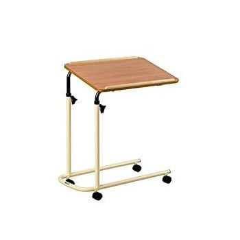 Drive Medical Overbed Table with Castors