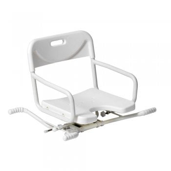 Drive Medical Swivel Bath Seat with cut out