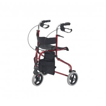 Drive Medical Tri Walker with Seat