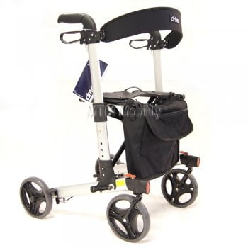 Drive Medical X-Fold Lightweight Folding Walker