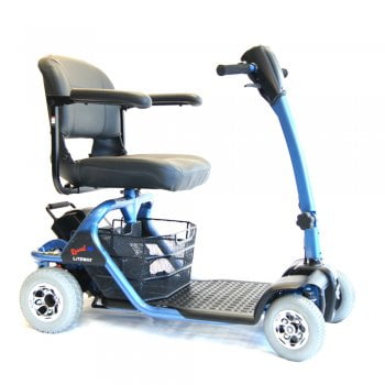 Electric Mobility Liteway 4 Plus Portable Mobility Scooter