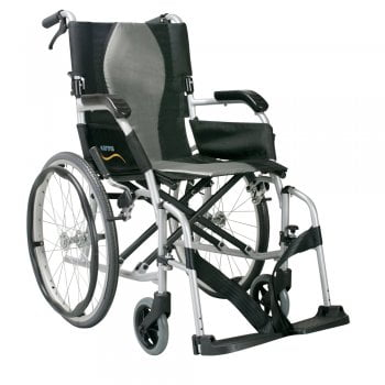 Karma Ergo Lite 2 Self Propelled Wheelchair
