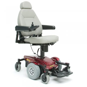 Pride Jazzy Select 6 Electric Powerchair