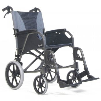 Sunrise Medical Breezy Moonlite Lightweight Transit Wheelchair