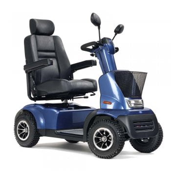 TGA Breeze 4 Midi 8mph Mobility Scooter