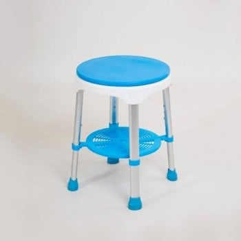 Able2 ATLANTIS SWIVEL SEAT SHOWER STOOL